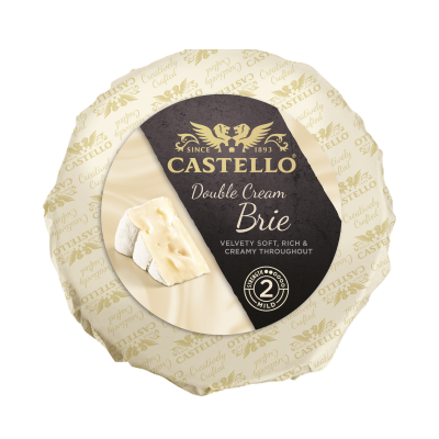 Castello® Double Cream Brie, 500g
