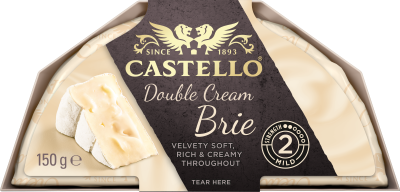Castello® Double Cream Brie, 150g
