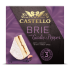 Castello® Brie Cheese with Garlic and Black Pepper 125g