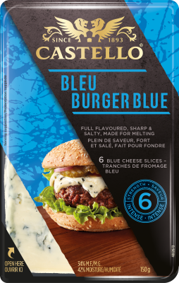 Castello® Burger Blue