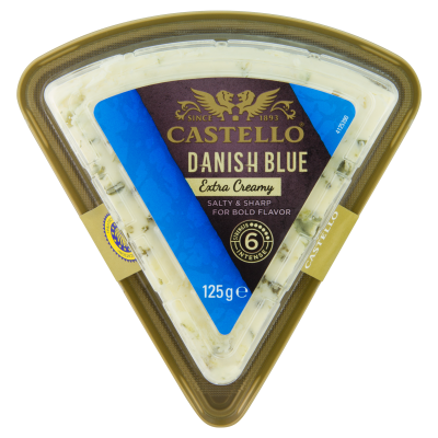 Castello® Extra Creamy Danish Blue