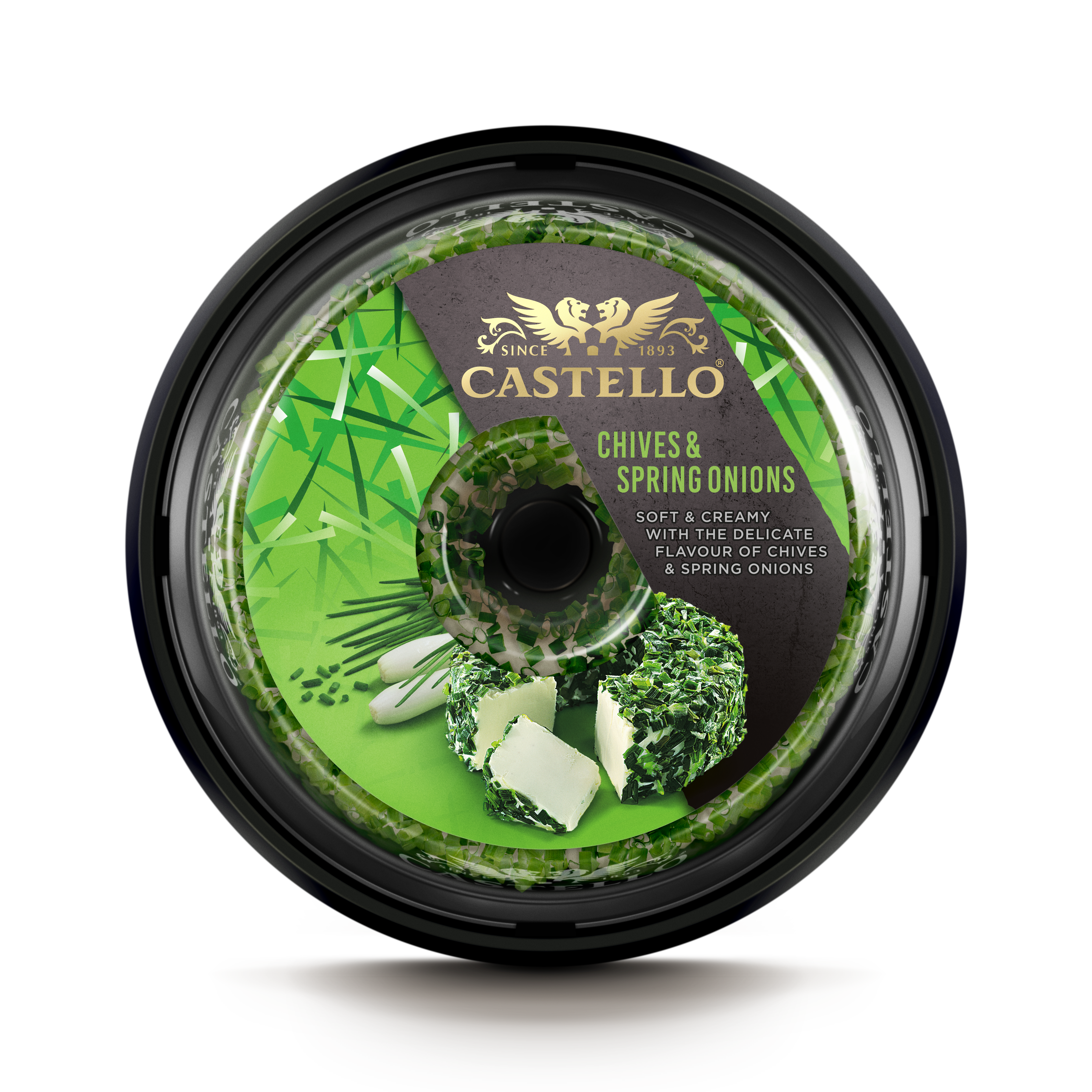 Castello® Chive Halo Cream Cheese