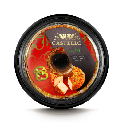 Castello® Cream Cheese with Piquant